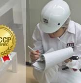 SUBVENCIONE nga Ministria e Ekoniomise – Maqedoni për ndërmarrjet private për trajnim të HACCP ekipit për zbatim, mirëmbajtje dhe modifikim të HACCP sistemit